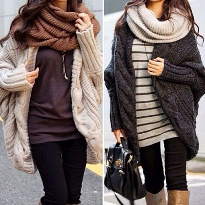 صورة ملابس شتوية للبنات المراهقات , اتعلمي ازاي تختاري لبسك لو كنتي مراهقة