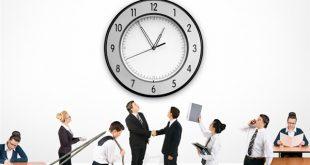 صورة عدد ساعات العمل , ماهي ساعات العمل وماهي علاقتها بالموظف