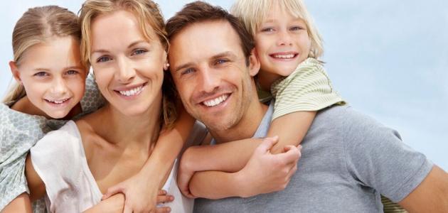 صورة بحث عن العائلة , عائلتى هم سر سعادتى