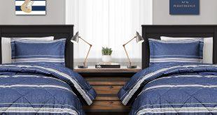 صورة تصميمات رائعه لغرف اولادي اختار ما بينها , غرف نوم شبابية بسريرين