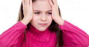 صورة هل طفلك يعاني من صداع تعرف علي السبب , اسباب صداع الاطفال