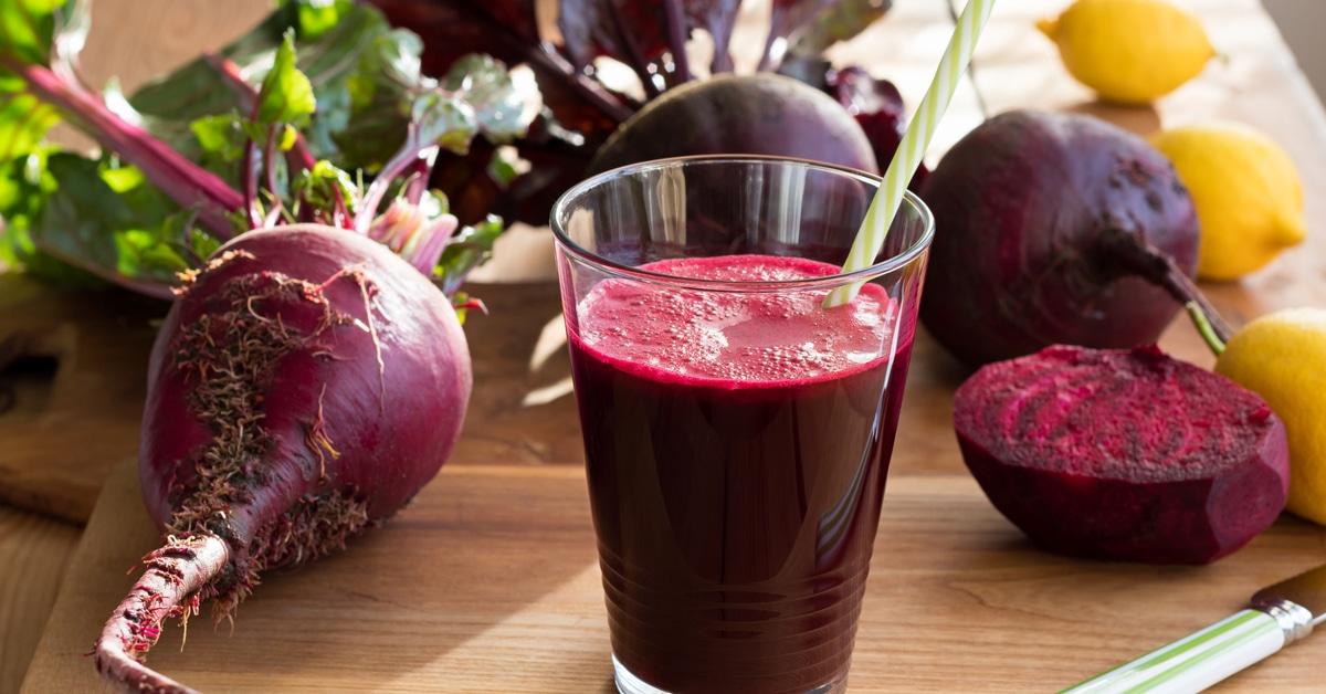 صورة من اليوم عليك شرب عصير الشمندر له فوائد سحرية , فوائد عصير الشمندر