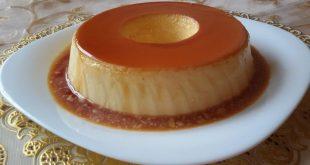 صورة طريقة عمل الكريم الكرامل , حلويات لعيد ميلاد الاطفال