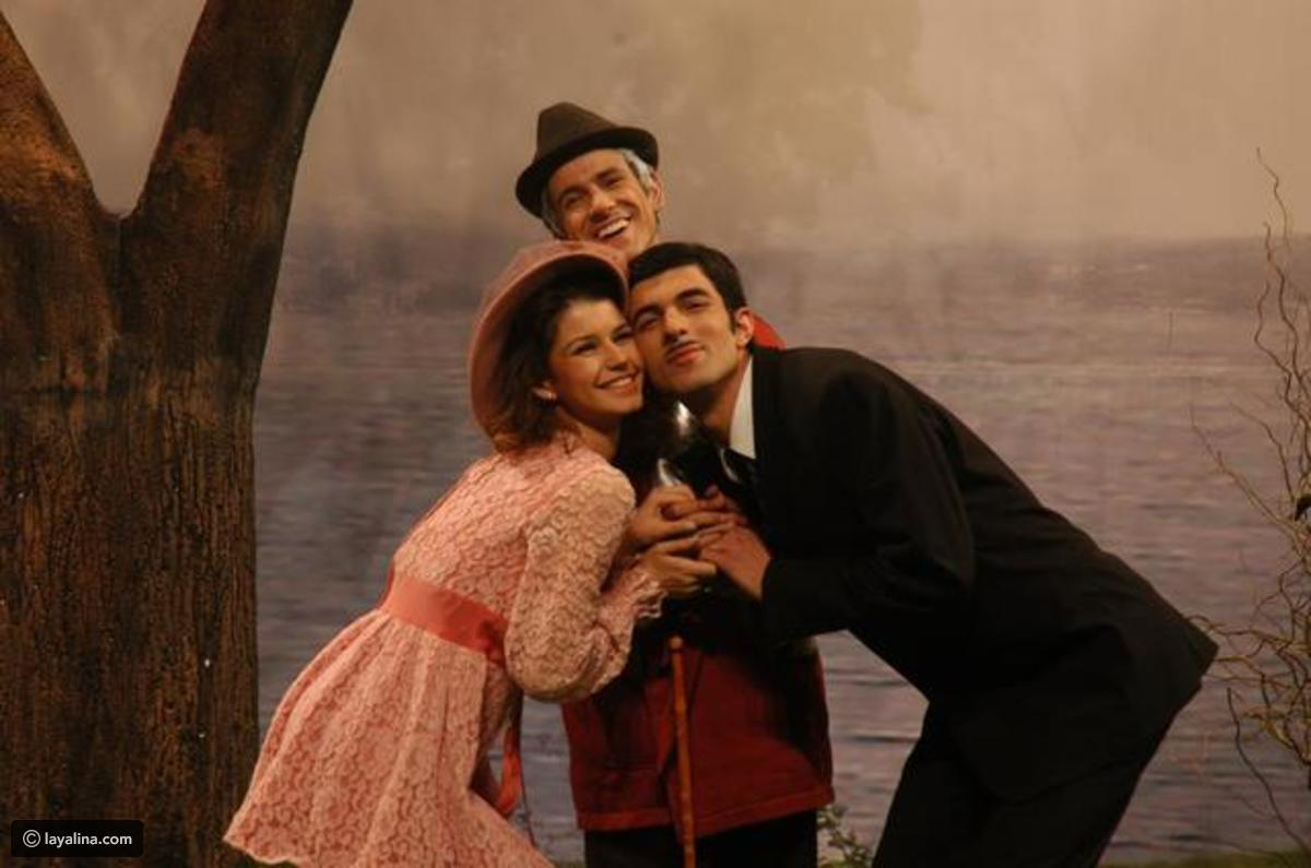 صورة من اجمل مسلسلالت الحب , صور رومانسيه فاطمه وكريم 1713